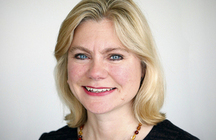 Justine Greening, Secretary of State for International Development